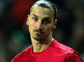 europa league is killing us and our title ambitions, admits manchester united star zlatan ibrahimovic