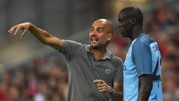 guardiola wants 'four, five or six' substitutes per match
