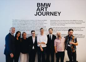 artist shortlist for the bmw art journey announced during art basel in miami beach