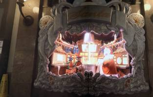 Take In The Holiday Delight With Google's Window Wonderland VR Project