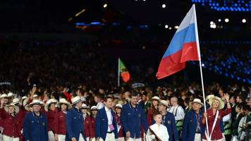 russia's doping scandal involves over 1,000 athletes