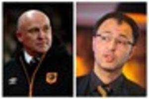Mike Phelan says Hull City owner Ehab Allam is working on new...