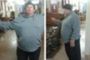 Police want to speak to this man about a burglary near Liskeard