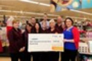 sainsbury's, screwfix and shell among top 50 places to work in...
