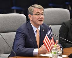 US defense chief visits Afghanistan amid questions over Trump's foreign policy