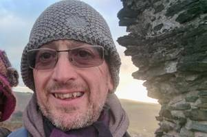 Family in emotional appeal to find missing walker who may be in Wales