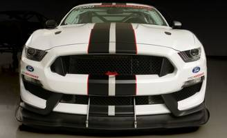 no street for you! ford performance shelby fp350s is a tangy track treat