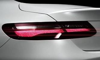 2018 Mercedes E-Class Coupe Teaser Reveals Interior, Taillights and Front End