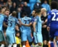 chelsea 'could face points deduction' for man city brawl