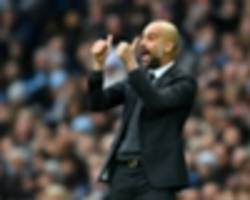 'football isn't fair' - guardiola accused of tinkering too much at man city