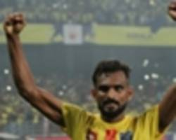 isl 2016: ck vineeth - kerala have one of the best fans in the country