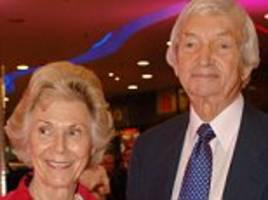 cricket legend richie benaud's will revealed after ex-wife launched legal action