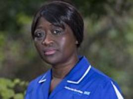 nurse is sacked for offering to pray with her patients despite call by equality watchdog to end persecution of christians