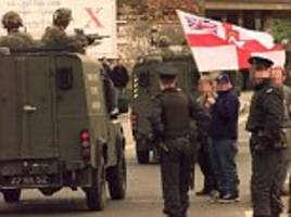 witch-hunt into our ulster soldiers 'will last for many years': senior police officer admits no timetable has been set for probe into 1,000 ex-servicemen