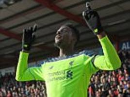Liverpool ace Divock Origi is aiming to turn his goalscoring into an art for Jurgen Klopp's Reds: 'It's like playing the violin'