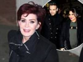 exclusive: 'it's fantastic, an x factor baby!' sharon osbourne discusses cheryl and liam payne's happy news