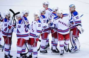 ny rangers sit lundqvist, turn to backup g antti raanta for wins