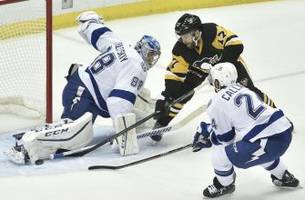 Tampa Bay Lightning Vs. Pittsburgh Penguins: Live Thread For Game No. 29
