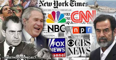 leaked footage exposes cnn producing fake news during first gulf war