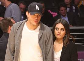 mila kunis shows impressive post-baby body after giving birth to son dimitri