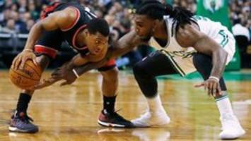 Celtics latest to fall prey to Raps' divisional dominance