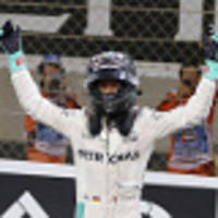 rosberg dreaming of quiet christmas