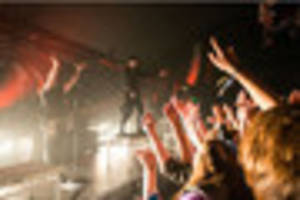 ticketmaster reveals which nottingham gig was voted the best of...