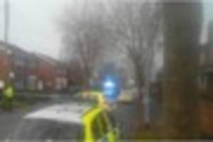 audi a3 driver arrested after woman, 90, dies after being hit by...