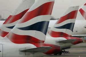 british airways flight crew held up at gunpoint in rio de janeiro after night out at barbecue
