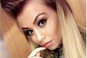 cleland stunner chelsealeigh bannatyne in running to become miss galaxy scotland