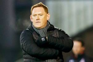 livingston fc: david hopkin targeting six points from two away games - but knows it will be no easy task