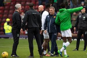 mark mcghee was right to tackle disrespectful celtic and his fighting spirit filters through to the players