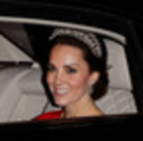 Princess Kate wears Princess Diana's favourite and extremely heavy tiara