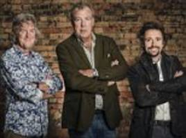 grand theft auto! clarkson's tv comeback becomes the most illegally downloaded show in history with viewers pirating the first episode 7.9million times