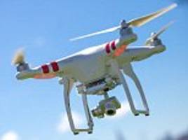 jail targeted in drug drone blitz: devices carrying contraband drugs, mobile phones and sim cards crash lands in liverpool prison