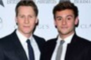 tom daley stands up for equality at italian festival presenting...