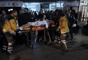2 explosions outside istanbul soccer stadium; 29 killed, 166 wounded