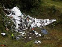 brazilian football club whose squad was killed in plane crash fined for missing match