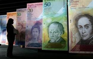 venezuela pulls most common banknote from circulation to 'beat mafia'