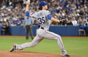 texas rangers: is cole hamels still the top pitcher?
