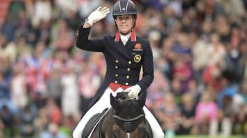 olympia horse show 2016: charlotte dujardin and valegro prepare to bow out