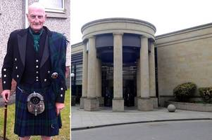 two men found guilty of murder of prestwick man arthur green at glasgow high court