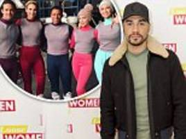 louis smith 'signs on to 2017 series of the jump' after mocking muslims in video