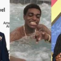 """kodak black says d.r.a.m and lil yachty jacked his swag on """"broccoli"""""""