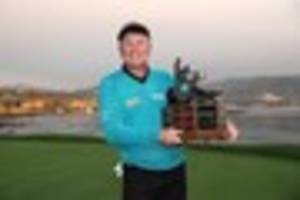 atherstone golf star broadhurst: 'it has been a  special  year'