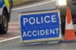 there are m20 lane closures following a crash this morning