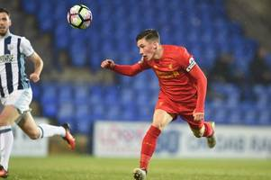 liverpool fc starlet and wales' youngest player harry wilson desperate for a chance in jurgen klopp's first team