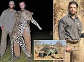 trump is throwing a fundraiser with his sons for donors to go shooting with them