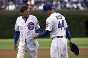 chicago cubs news: arrieta gets new tattoo; maddon and the new cba