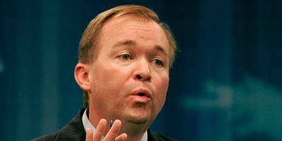 trump picks staunch fiscal conservative mulvaney as budget director